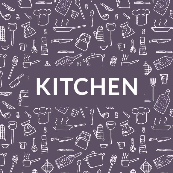 Organising Your Kitchen Space