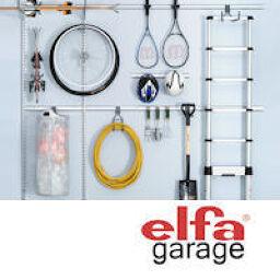 Elfa Garage and Workshop Storage