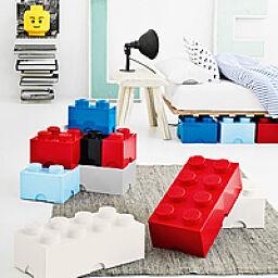 Giant LEGO Storage