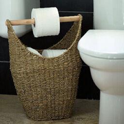 Toilet Roll Holders & Bins