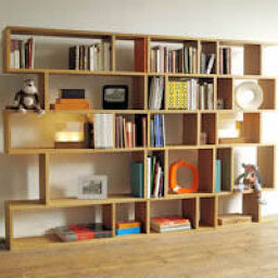 Books & Shelving