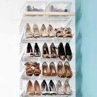 Elfa Decor Shoe Storage Solution