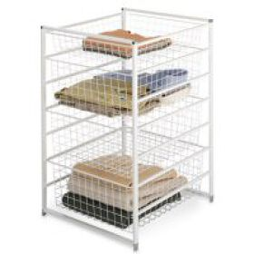 Elfa Clothes Storage Starter Kit
