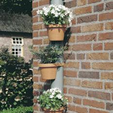 Drainpipe Plant Pots