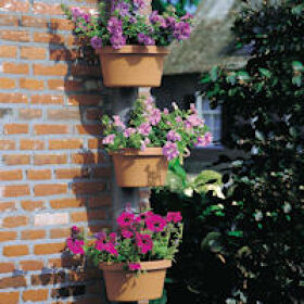 XL Drainpipe Plant Pots