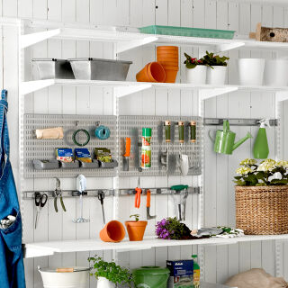 Shelving & Drawer Systems