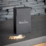 Matches Storage Box