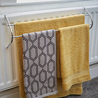 Extending Radiator Clothes Airer