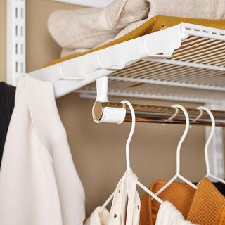 2. Brackets & Clothes Rails