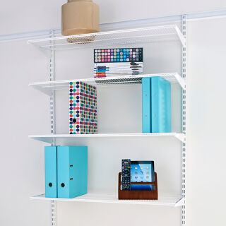 3. Ventilated Shelving