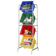Recycling Storage Rack