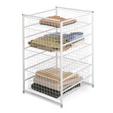 Elfa Linen/Clothes Storage Starter Kit