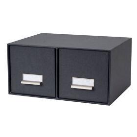 Fibreboard CD & DVD Storage Drawers