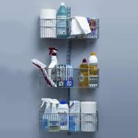 Elfa Wall Rack - Starter Kit