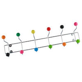 XL Multicoloured Coat Hook