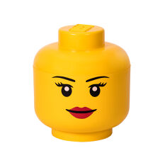 Giant LEGO Storage Head - Female