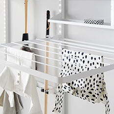 Elfa Clothes Airer Drying Rack - 60cm