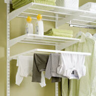 Elfa Clothes Airer Drying Rack - 90cm