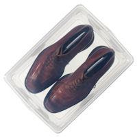 Clear Shoe Storage Box - Men's