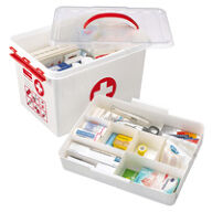 XL First Aid Storage Box - 22 Litre