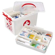 XL First Aid Storage Box - 22 Litre