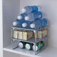 Small Mesh Stacking Shelf