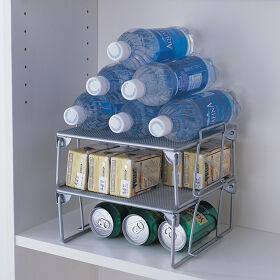 Small Mesh Stacking Shelf
