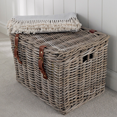 Fisherman S Wicker Basket Large Store