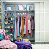 Elfa Best Selling Solution - Classic Wardrobe 5