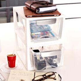 Stackable Office Organiser Drawer