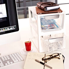 Stackable Office Organiser Drawer