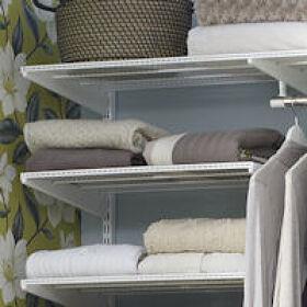 Elfa Ventilated Shelf - 60cm x 50cm