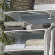Elfa Ventilated Shelf - 90cm x 50cm