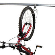 Elfa Vertical Bike Hook