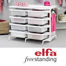 Freestanding Shelving System