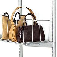 Elfa Divider for Wire Shelf - 30cm