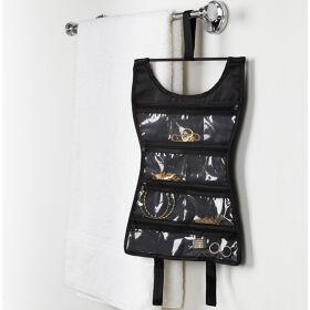Mini Little Black Dress Jewellery Organiser
