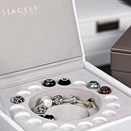Stackers Lidded Charm Jewellery Storage Box