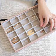 Stackers Jewellery Storage Box - 25 Compartment