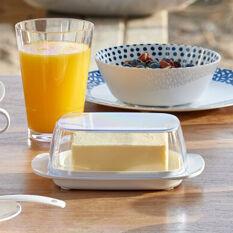 Lidded Butter Dish