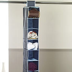 Shoe Organiser - Blue