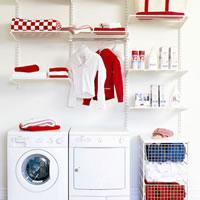 Elfa Utility Room Storage - Best Selling Solution