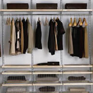 Elfa Wardrobe - Decor Best Selling Solution