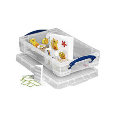 Greetings Card and Envelope Storage Box - 4 Litre