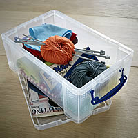 9 Litre Craft Storage Box