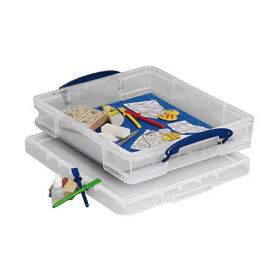 Scrap Book Storage Box - 7 Litre Really Useful Box