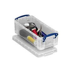 Cotton and Scissors Craft Storage Box - 0.9 Litre