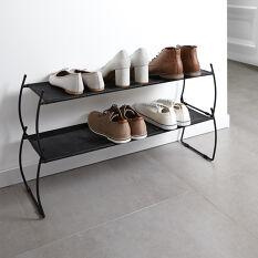 2 x Imelda Shoe Shelves