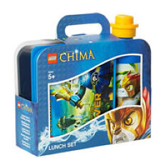 LEGO Chima Lunch Set - Vintage