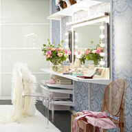 Elfa Best Selling Solution - Dressing Table